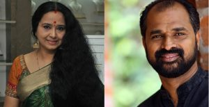 P. K. Rajasekharan and Gopika Varma to be chief guest at Sruthi annual day on May 5 @ Horizon Theatre, Horizon Community College, Dodworth Road, Barnsley S70 6PD